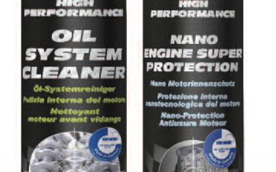 IS YOUR OIL SYSTEM AS CLEAN AS IT COULD BE