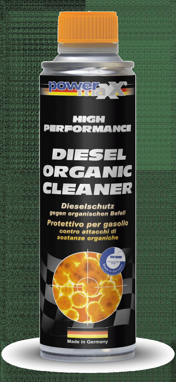 Diesel-Organic-Cleaner
