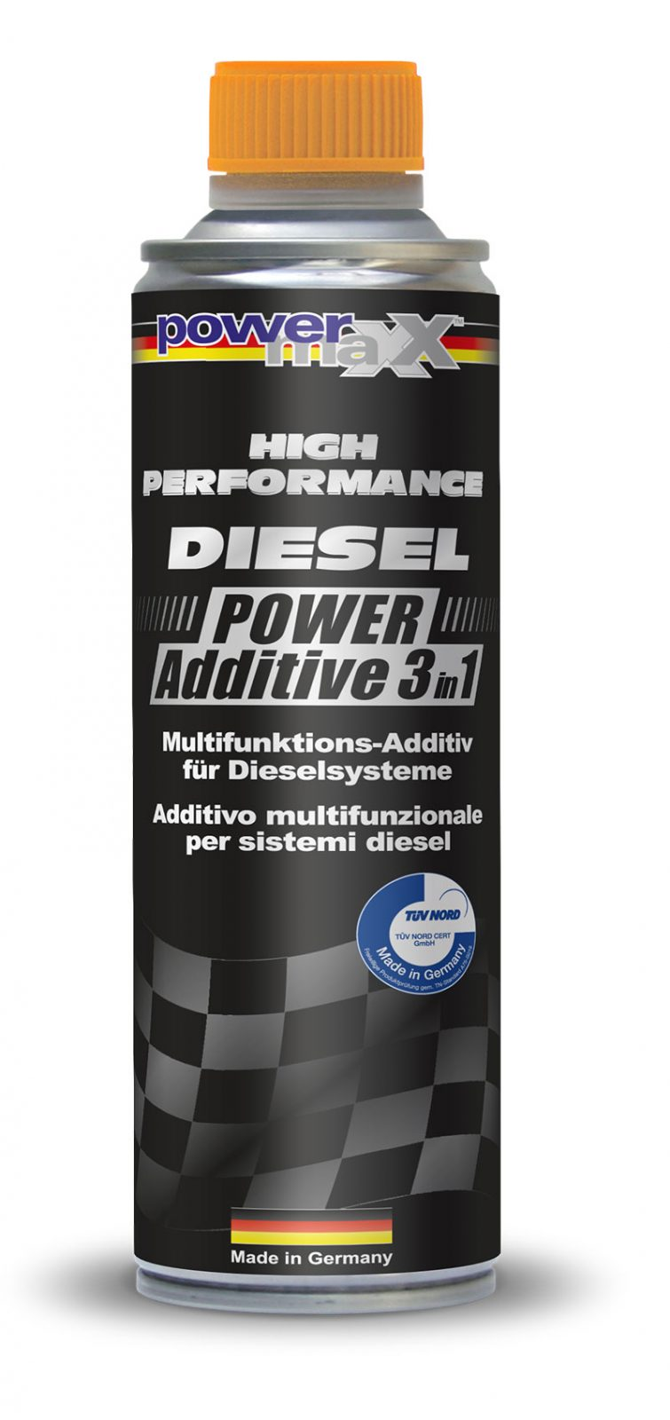 Diesel-Power-Additive-3in1