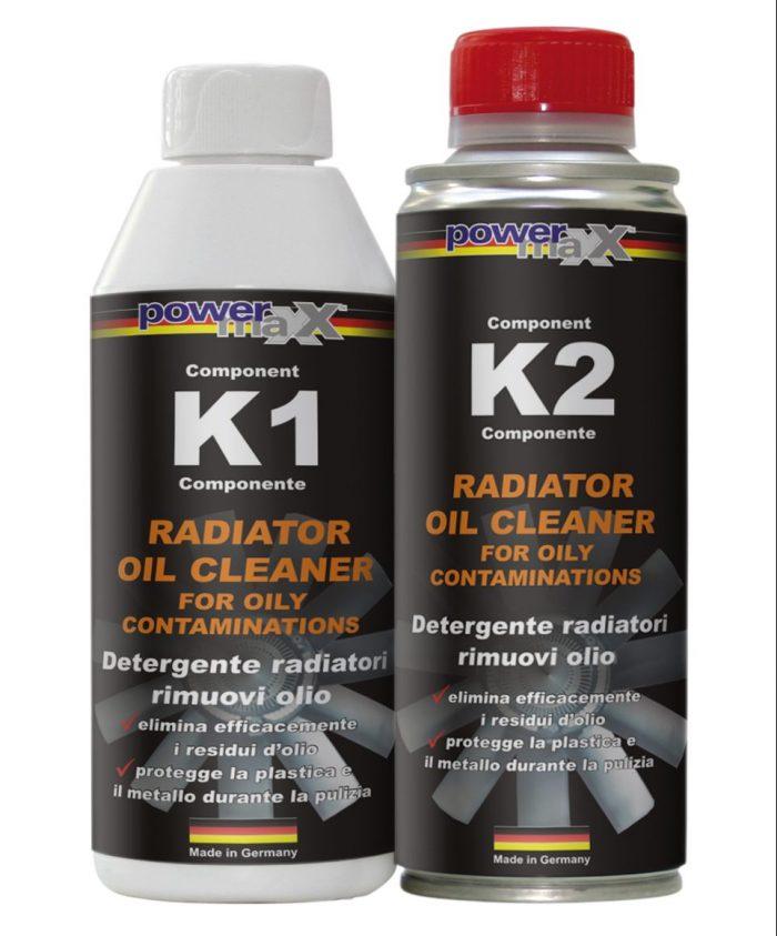 Radiator Oil Cleaner